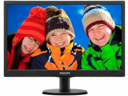 "Philips 193V5LSB2 - LED monitor 19"" / ROZBALENO"