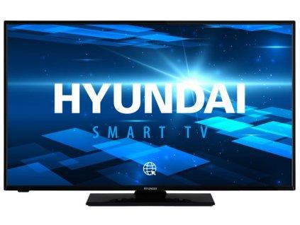Televize Hyundai HLR 32T639 SMART - černá / ROZBALENO
