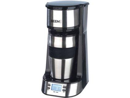 Kávovar Thermo2Go BEEM 1510SR - nerez/černá / ROZBALENO