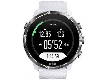 GPS hodinky Suunto 7 / White Burgundy (SS050380000) / ROZBALENO