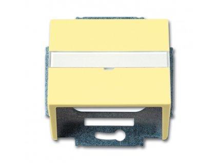 Kryt zásuvky komunikační 1724-0-4289