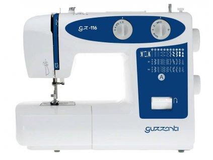 Šicí stroj Guzzanti GZ 116 / ROZBALENO