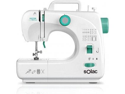 Šicí stroj Solac SW8230 coton 16.0 / ROZBALENO