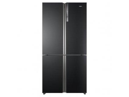 Chladnička HAIER HTF-610DSN7 / černá