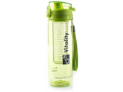 Nápojová láhev pro smoothie G21 / 600 ml / zelená