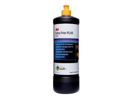 Jemná brusná pasta 3M 80349 Extra Fine Plus 1 l / žlutá