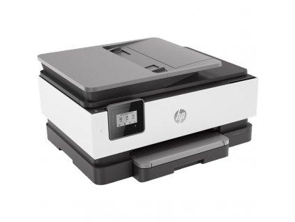 Tiskárna HP OfficeJet 8012 / bílá / šedá / POŠKOZENÝ OBAL