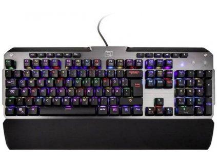 Herní klávesnice Lioncast LK300 RGB / ROZBALENO