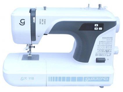 Šicí stroj Guzzanti GZ 118 / bílá / ROZBALENO