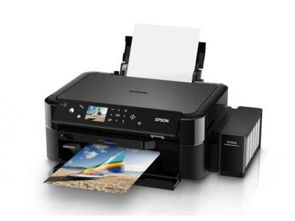 Tiskárna multifunkční Epson L850 / černá / ROZBALENO