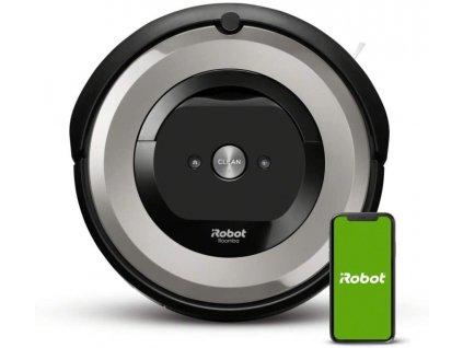 Robotický vysavač iRobot Roomba e5 (e5154) / POŠKOZENÝ OBAL