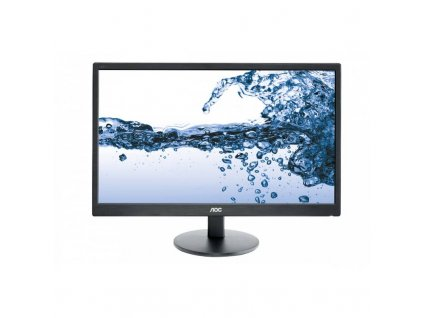 Monitor AOC E2270SWN (E2270SWN) / černý / ROZBALENO