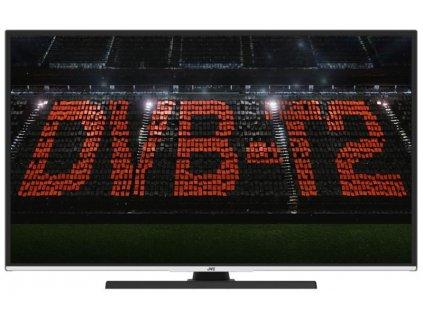 Televize JVC LT-43VU6905 / černá / ZÁNOVNÍ