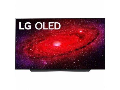 Televize LG OLED65CX stříbrná / ROZBALENO