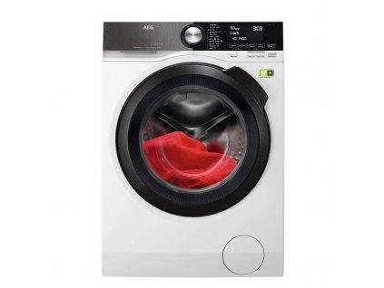 Pračka AEG SoftWater L9FBB49SC BlackEdition bílá / ROZBALENO