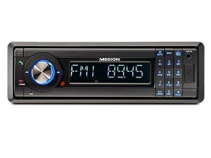 Autorádio MEDION MD 84003 / SD / CD / USB / 4x 20W / Bluetooth / ZÁNOVNÍ