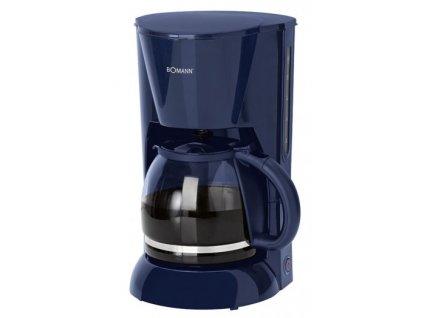 Kávovar Bomnan KA 1501 CB / modrý / zánovní