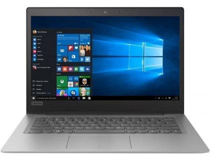 "Ntb Lenovo IdeaPad 120S-14IAP 81A500G7CK / Celeron N3450, 4GB, 64GB, 14"", Full HD, bez mechaniky, Intel HD 500, BT, CAM, W10 Home - šedý"
