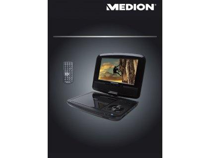 """Přenosný DVD přehrávač MD84209 / 7"""" / USB / SD / ZÁNOVNÍ /"""