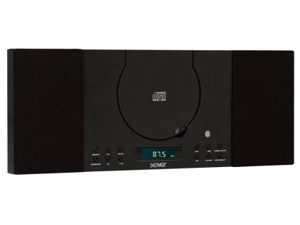 Rádio přehrávač Denver MC-5010 / Bluetooth / Zánovní