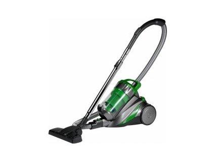 Vysavač MicroMaxx MD 16507 / 700 W / šedá / zelená / zánovní