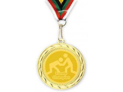 Zlatá medaile Trophy4you M115013