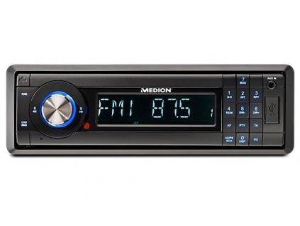 Auto rádio Medion / MD84975 / černé