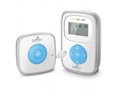 Dětská chůvička BAYBY BBM 7010 Digital audio s LCD / ROZBALENO