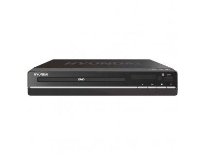 DVD přehrávač Hyundai / DV-2-H 478 DU / černý / ROZBALENO