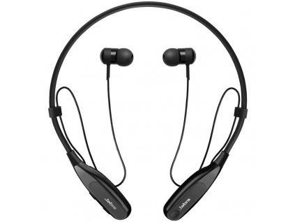 Sluchátka Jabra Bluetooth Halo Fusion / BLUHFPJHALOFU / - černá / ZÁNOVNÍ