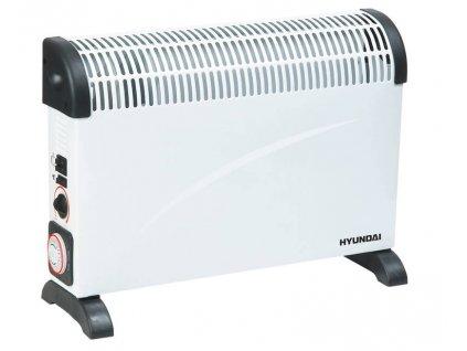 Teplovzdušný konvektor Hyundai CON301 - bílý / ROZBALENO