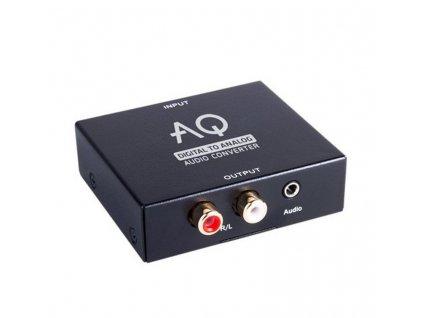 DAC převodník AQ AC01DA černý