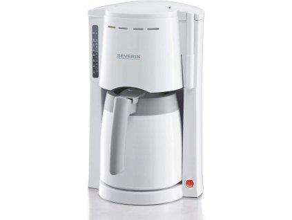 Kávovar na překapávanou kávu s termokonvicí Severin KA 4114 / 800 W / 0,8 l / ROZBALENO