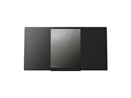 Mikrosystém Panasonic SC-HC1020EGK černá