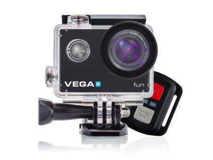 Outdoorová kamera Niceboy VEGA 5 fun + dálkové ovládání / ZÁNOVNÍ