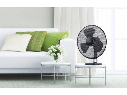 Ventilátor stolní Rohnson R-837 černý