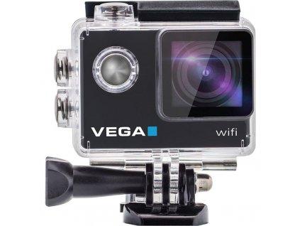 Outdoorová kamera Niceboy VEGA Wi-Fi - černá / ROZBALENO