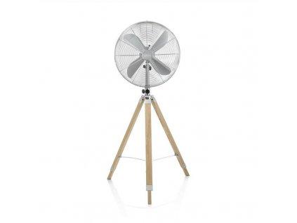 Ventilátor stojanový Tristar VE-5805 stříbrný