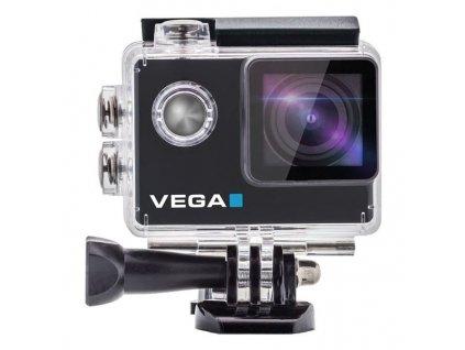 Outdoorová kamera Niceboy VEGA - černá / ROZBALENO