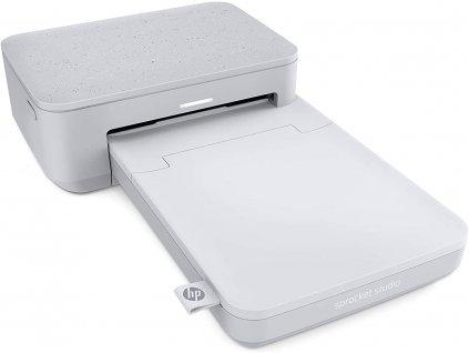 HP Sprocket Studio mobilní tiskárna / bílá / 644