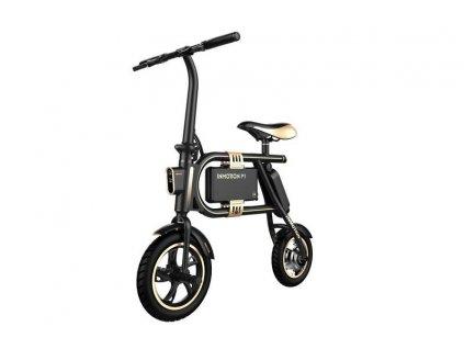 E-bike INMOTION P1F černo/zlatá |Elektro-kolo| / ROZBALENO