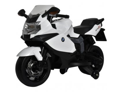 Elektrická motorka Buddy Toys BEC 6010 BMW K1300 černá/bílá / ZÁNOVNÍ