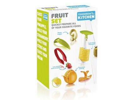 4-dílný set na ovoce Vacuvin 48892606