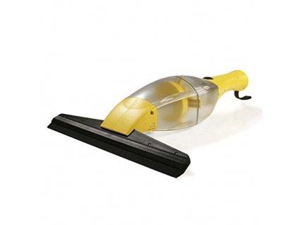 Akumulátorový čistič oken CLEANmaxx / žlutý