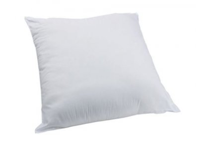 Antialergenní polštář EmaHome 40x40 cm - bílá - flís