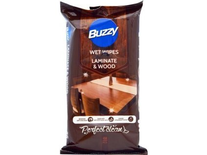 Buzzy vlhčené ubrousky Furniture 48ks - Nábytek