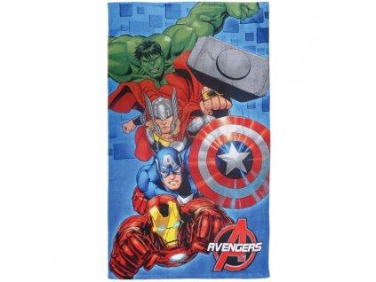 Dětská osuška Avengers 70x120 cm
