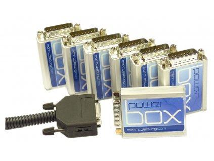 Digitální Chiptuning CVC Powerbox pro vozy Seat Leon 1.9 TDI