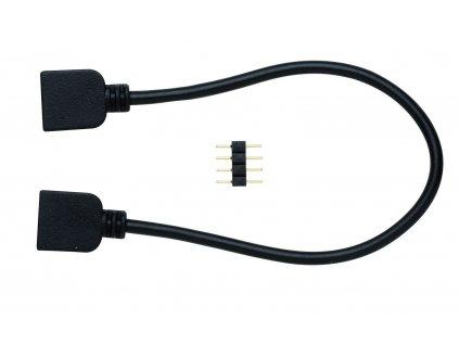 Flexi spojka pro LED pásek Paulmann 12cm