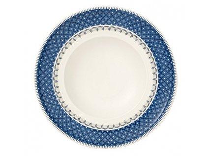 Hluboký talíř Villeroy & Boch Casale Blu - 25 cm